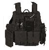 Mil-Tec tactical vest Raptor zwart Aanbod Kleding